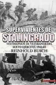 SUPERVIVIENTES DE STALINGRADO