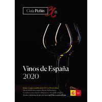 GUIA PEÑIN VINOS DE ESPAÑA 2020