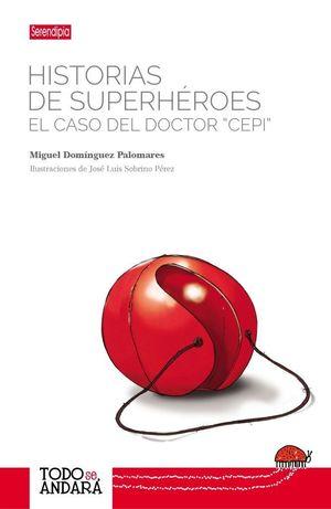 HISTORIAS DE SUPERHEROES