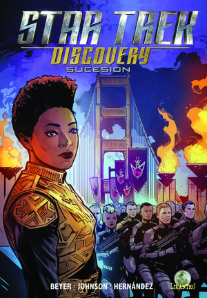 STAR TREK DISCOVERY:SUCESION