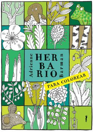 HERBARIO PARA COLOREAR
