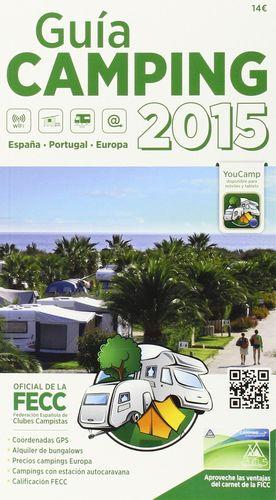 GUIA CAMPING FECC ESPAÑOL 2015