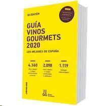 GUIA VINOS GOURMETS 2020