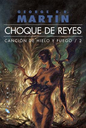 CHOQUE DE REYES (RUSTICA)