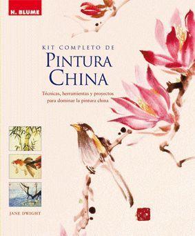 KIT COMPLETO DE PINTURA CHINA