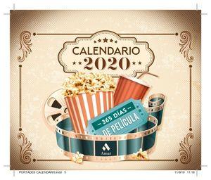 CALENDARIO 2020. 365 DÍAS DE PELÍCULA