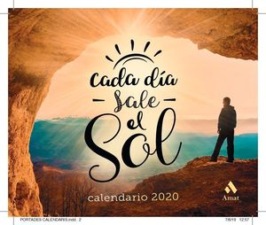 CALENDARIO 2020. CADA DÍA SALE EL SOL