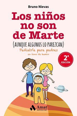 LOS NIÑOS NO SON DE MARTE (AUNQUE ALGUNOS LO PAREZCAN)