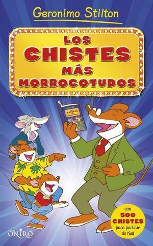 LOS CHISTES MÁS MORROCOTUDOS