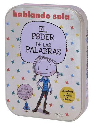 KIT HABLANDO SOLA. EL PODER DE LAS PALABRAS