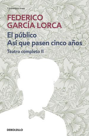 TEATRO COMPLETO II    (FEDERICO G.LORCA)