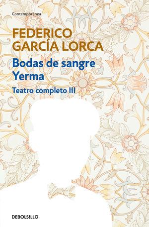 TEATRO COMPLETO III (FEDERICO G.LORCA)