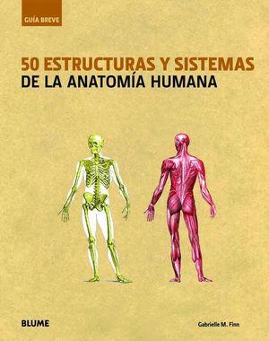GU¡A BREVE. 50 ESTRUCTURAS Y SISTEMAS DE LA ANATOM¡A HUMANA