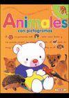ANIMALES CON PICTOGRAMAS SALVAJES (NARANJA)