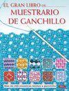 GRAN LIBRO MUESTRARIO DE GANCHILLO