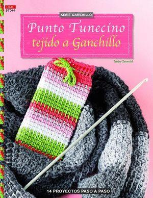 PUNTO TUNECINO TEJIDO A GANCHILLO