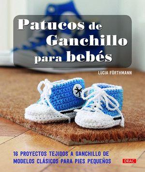 PATUCOS DE GANCHILLO PARA BEBÉS
