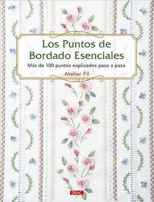LOS PUNTOS DEL BORDADO ESENCIALES