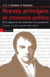 NUEVOS PRINCIPIOS DE ECONOMÍA POLÍTICA