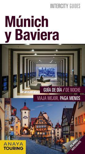 (2018).MUNICH Y BAVIERA.(INTERCITI GUIDES)