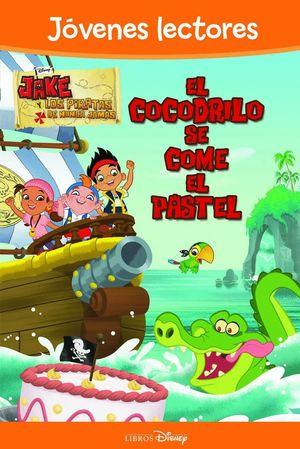 JAKE Y LOS PIRATAS. EL COCODRILO SE COME EL PASTEL