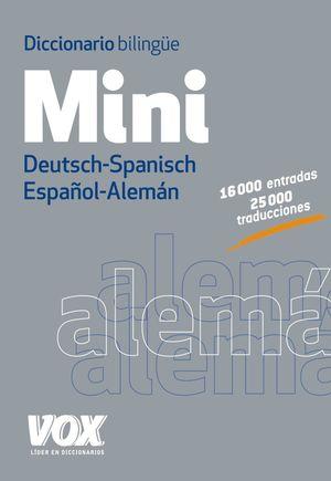 DICC. MINI ESPAÑOL-ALEMÁN / DEUTSCH-SPANISCH