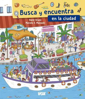 BUSCA Y ENCUENTRA EN LA CIUDAD