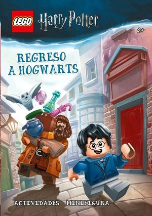 HARRY POTTER LEGO: REGRESO A HOGWARTS
