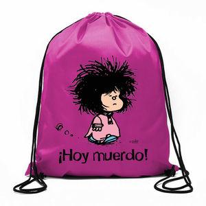 BOLSA DE CUERDAS MAFALDA ¡HOY MUERDO!
