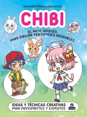 CHIBI EL ARTE JAPONES PARA DIBUJAR PERSONAJES ADOR