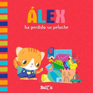 ALEX HA PERDIDO SU PELUCHE