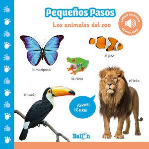 PEQUEÑOS PASOS ANIMALES DEL ZOO