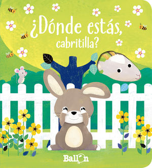 DONDE ESTAS CABRITA