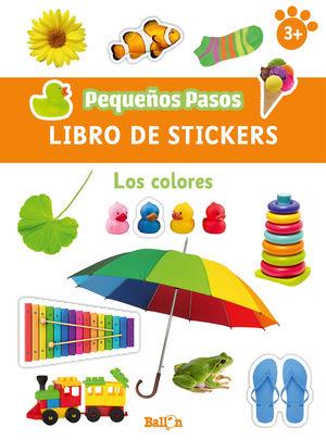 PP STICKERS - LOS COLORES