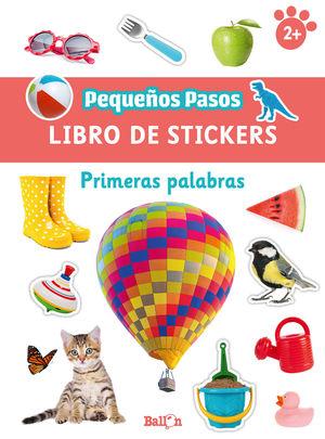 PP STICKERS - PRIMERAS PALABRAS