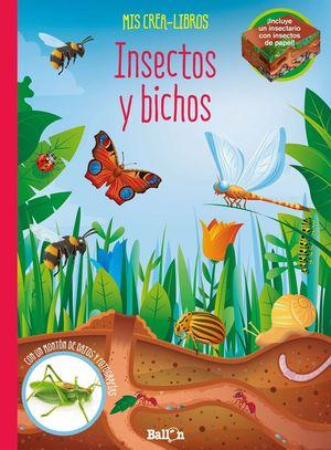 BICHOS - MIS CREA-LIBROS