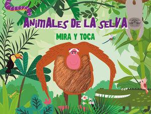 ANIMALES DE LA SELVA (