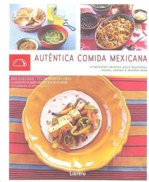 AUTENTICA COMIDA MEXICANA (LIBRERO)