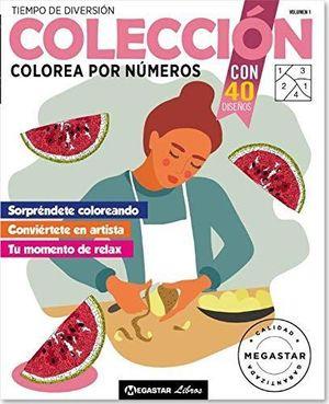 COLOREA POR NUMEROS 01