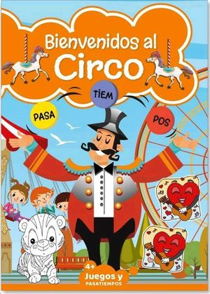 PASATIEMPOS INF BIENVENIDOS AL CIRCO 03
