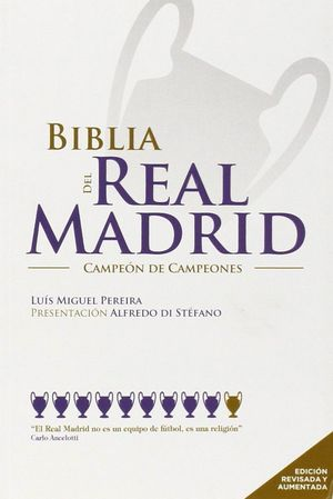 BIBLIA DEL REAL MADRID 2014