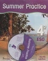 SUMMER PRACTICE+CD 4 ESO
