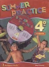 SUMMER PRACTICE+CD 4 PRIMARIA