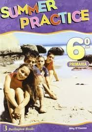 SUMMER PRACTICE+CD 6 PRIMARIA