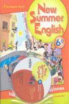 SUMMER ENGLISH ALUM+CD 6 PRIMARIA