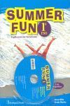 SUMMER FUN ALUM+CD 1 ESO
