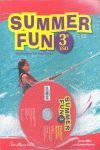 SUMMER FUN ALUM+CD 3 ESO