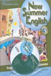 SUMMER ENGLISH ALUM+CD 4 PRIMARIA